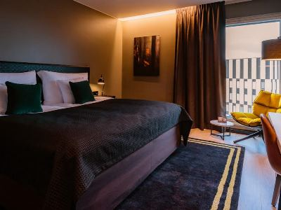 bedroom 6 - hotel clarion hotel aviapolis - vantaa, finland