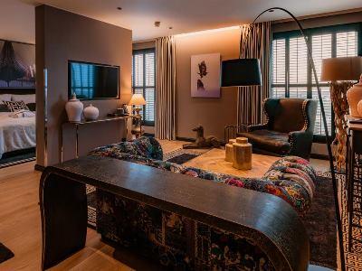 bedroom 8 - hotel clarion hotel aviapolis - vantaa, finland