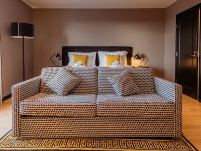 bedroom 2 - hotel clarion hotel aviapolis - vantaa, finland