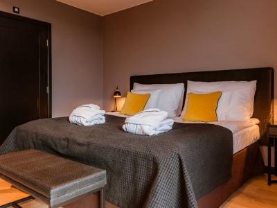 bedroom 3 - hotel clarion hotel aviapolis - vantaa, finland