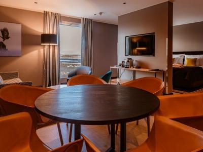 bedroom 4 - hotel clarion hotel aviapolis - vantaa, finland