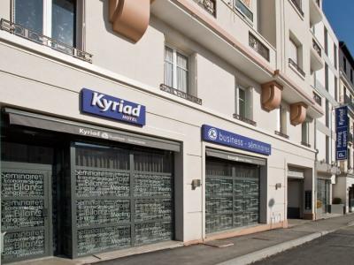 Kyriad Dijon Gare (I)