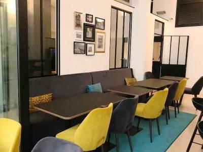 breakfast room - hotel city loft - dijon, france