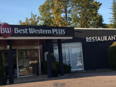 Best Western Plus La Fayette Hotel N Spa