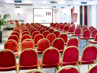 conference room - hotel mercure charpennes - lyon, france
