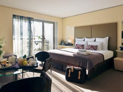 bedroom - hotel mercure centre notre dame - nice, france