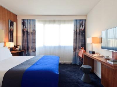 bedroom 1 - hotel mercure centre notre dame - nice, france
