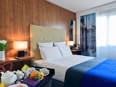 bedroom 2 - hotel mercure centre notre dame - nice, france
