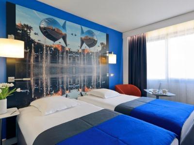 bedroom 4 - hotel mercure centre notre dame - nice, france