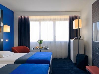 bedroom 5 - hotel mercure centre notre dame - nice, france