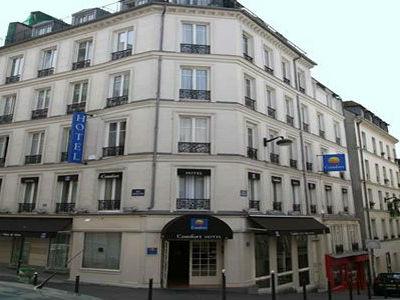 Comfort Montmartre Pl D Tertre