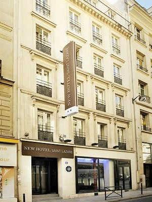 New Hotel St Lazare