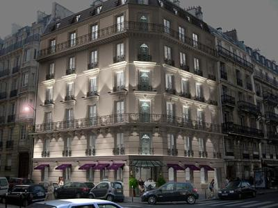 Pavillon Monceau (Min Stay)
