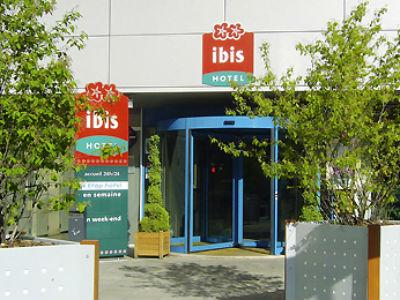 Ibis Porte De Bercy