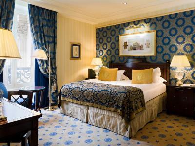 bedroom - hotel intercontinental paris-le grand - paris, france