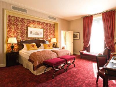 bedroom 1 - hotel intercontinental paris-le grand - paris, france