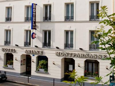 Ariane Montparnasse (Non Refund)