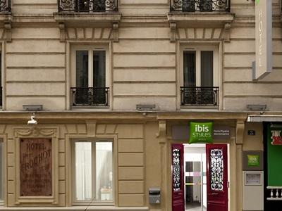 Ibis Styles Pigalle Montmartre(No Refnd)