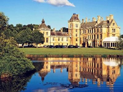 exterior view - hotel mercure warks walton hall - walton-warwickshire, united kingdom