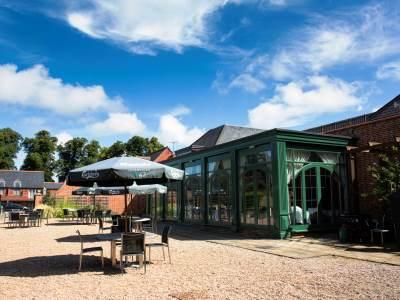 restaurant 1 - hotel mercure warks walton hall - walton-warwickshire, united kingdom