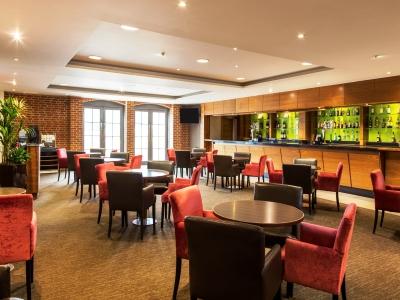 bar 1 - hotel mercure warks walton hall - walton-warwickshire, united kingdom