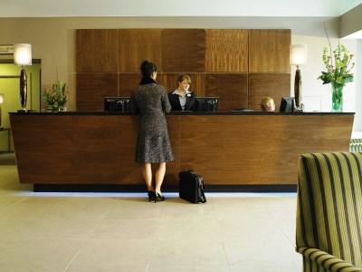 lobby - hotel mercure warks walton hall - walton-warwickshire, united kingdom