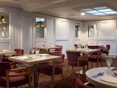 restaurant - hotel doubletree by hilton oxford belfry - thame, united kingdom