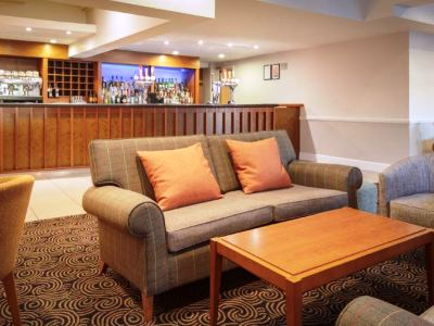bar - hotel doubletree by hilton oxford belfry - thame, united kingdom