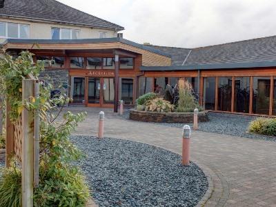exterior view - hotel castle inn, bw signature collection - bassenthwaite, united kingdom
