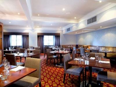 restaurant - hotel aberdeen airport dyce by best western - aberdeen, united kingdom