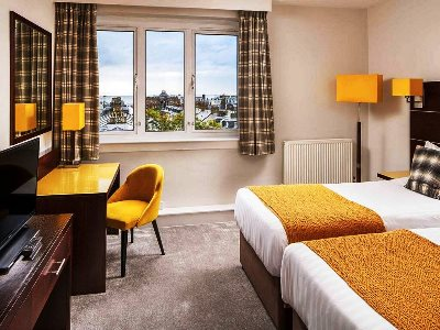 bedroom - hotel mercure ayr - ayr, united kingdom
