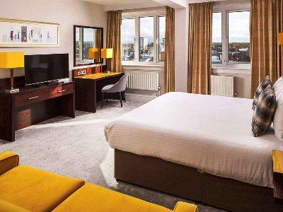 bedroom 1 - hotel mercure ayr - ayr, united kingdom