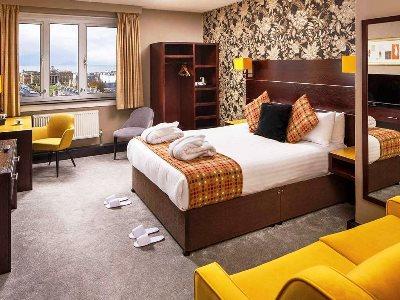 bedroom 2 - hotel mercure ayr - ayr, united kingdom