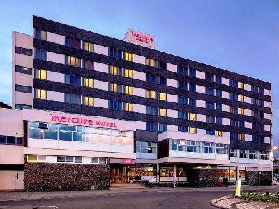 exterior view - hotel mercure ayr - ayr, united kingdom