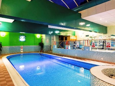 indoor pool - hotel mercure ayr - ayr, united kingdom