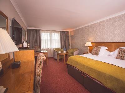 bedroom - hotel europa - belfast-n.irl, united kingdom