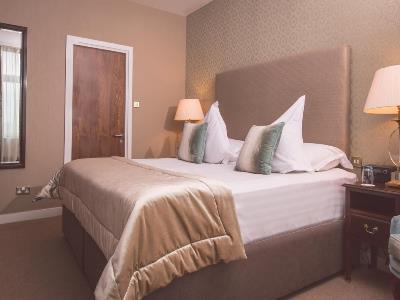 bedroom 2 - hotel europa - belfast-n.irl, united kingdom