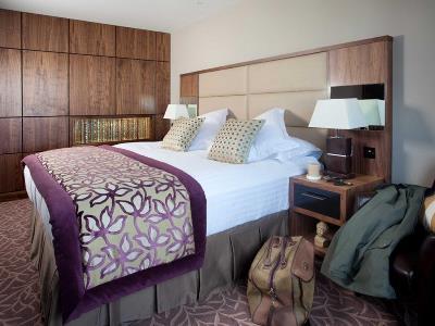 bedroom 1 - hotel europa - belfast-n.irl, united kingdom
