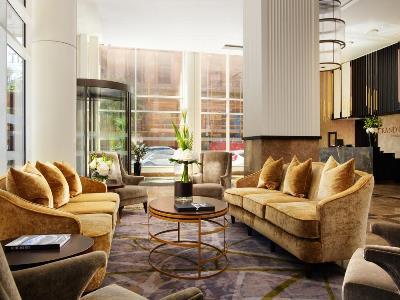 lobby 1 - hotel grand central hotel belfast - belfast-n.irl, united kingdom