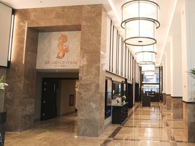 lobby 2 - hotel grand central hotel belfast - belfast-n.irl, united kingdom
