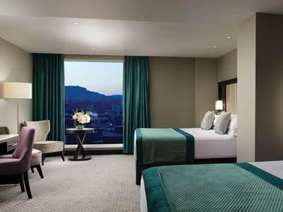 bedroom 1 - hotel grand central hotel belfast - belfast-n.irl, united kingdom