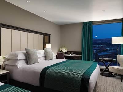 bedroom 2 - hotel grand central hotel belfast - belfast-n.irl, united kingdom