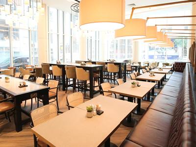 restaurant 1 - hotel grand central hotel belfast - belfast-n.irl, united kingdom
