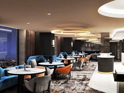 restaurant 2 - hotel grand central hotel belfast - belfast-n.irl, united kingdom