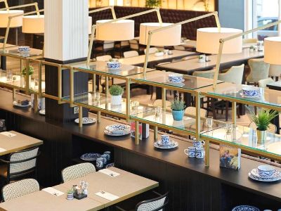 restaurant 3 - hotel grand central hotel belfast - belfast-n.irl, united kingdom