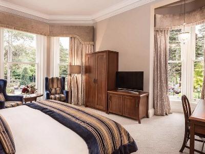 bedroom - hotel culloden - belfast-n.irl, united kingdom