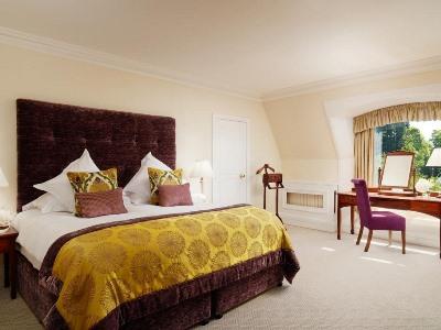 bedroom 1 - hotel culloden - belfast-n.irl, united kingdom