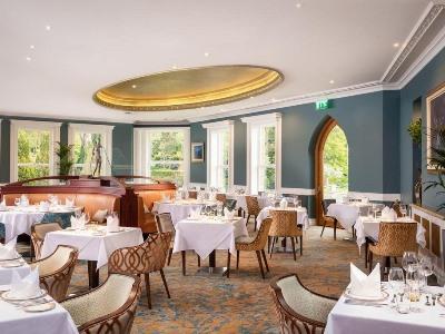 restaurant - hotel culloden - belfast-n.irl, united kingdom