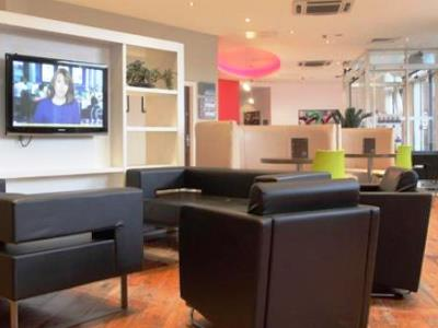 lobby - hotel ramada encore - belfast-n.irl, united kingdom