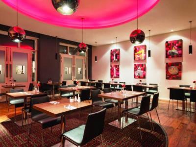 restaurant - hotel ramada encore - belfast-n.irl, united kingdom
